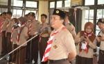 Sekretaris Kwarcab Pramuka Kapuas Dorong Gugus Depan Maksimalkan Kegiatan
