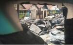 Inilah Video Kebakaran 5 Rumah di Sampit
