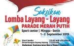 KelurahanMadurejo Gelar Festival Layang-Layang1-2 September