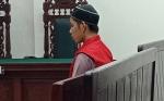 Pemilik 4 Paket Sabu tidak Dapat Keringanan Hukuman