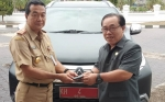 Wakil Ketua DPRD Kalteng Kembalikan Aset Negara di Akhir Masa Jabatan