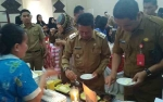 Wakil Bupati Murung Raya Minta Ada Makanan Lokal Jadi Andalan