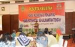 Sekda Kalimantan Tengah Hadiri Rakor Kelompok Kerja Pengarusutamaan Gender