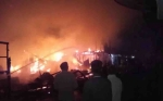 Dua Warga Alami Luka Saat Berupaya Menyelamatkan Diri dari Kebakaran