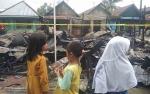 Polisi Masih Selidiki Penyebab Kebakaran Rumah di Kompleks Pasar Keramat Sampit