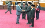 Duel Rawing Jabat Pimpinan Sementara DPRD Kalimantan Tengah