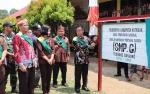 Bupati Katingan Resmikan SMP Garuda Jadi Sekolah Negeri