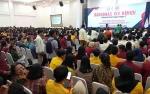 Ribuan Mahasiswa Hadiri Rakornas XIV Kesatuan Mahasiswa Hindu Dharma Indonesia