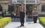 Polres Sukamara Laksanakan Apel Gelar Pasukan Operasi Patuh Telabang