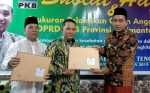 Rahmanto Muhidin Ditunjuk Jadi Wakil Ketua II DPRD Murung Raya