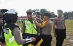 Kapolda Kalteng Pimpin Gelar Pasukan Operasi Patuh Telabang 2019