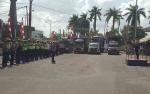Polres Kotawaringin Timur Juga Terapkan Operasi Patuh Telabang Kepada Personel Polisi