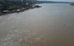 Debit Air Sungai Katingan Bertambah