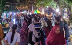 Kelurahan Raja Agendakan Begoyap Night Market