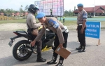 Polres Murung Raya Terlebih Lakukan Pembinaan Internal pada Operasi Patuh Talabang