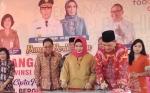 Sekda Kalteng Luncurkan Toko Tani Indonesia Center