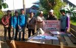 Pengukuran Empat Lokasi Tanah Wakaf di Kecamatan Kapuas Murung Rampung