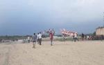 Puluhan Peserta Ikuti Lomba Layang - Layang di Pangkalan Bun