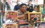 Polisi Sita 1.079 Kemasan Obat dan Jamu Tanpa Izin Edar