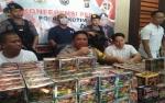 Polisi Ringkus Penjual Obat dan Jamu Tanpa izin Edar di Sampit