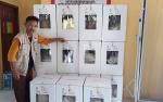 Jelang Pilkades Serentak, PPKD Pasir Panjang Cek Kelengkapan Surat Suara