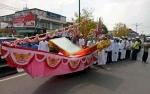 Ini Daftar Pemenang Lomba Pawai Tahun Baru Islam 1441 H di Kapuas