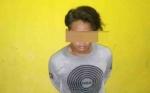 Polisi Tangkap Pemuda Mengamuk dengan Senjata Tajam