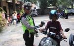 Polisi Kembali Tilang Anak di Bawah Umur Gunakan Sepeda Motor