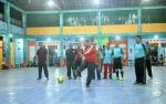 Sekda Seruyan Buka Turnamen Futsal Antar Bagian