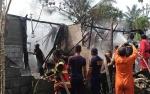 Petugas Pemadam Kesulitan Atasi Kebakaran karena Jalan Sempit di Palangka Raya