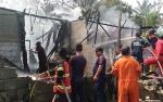 Kebakaran Rumah Pensiunan PNS di Palangka Raya Diduga Berasal dari Kebocoran Gas