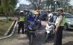 369 Pengendara Terjaring Razia Operasi Patuh Telabang Hari ke 5 di Kotawaringin Barat
