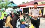 Hari Keenam 53 Pelanggar Kena Tilang di Operasi Patuh Telabang 2019 di Barito Utara