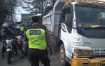 Hari Ke - 6 Operasi Patuh Telabang di Pangkalan Bun Polisi Tilang 490 Pelanggar Lalu Lintas