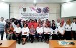 Disdagrin Barito Utara Gelar Pelatihan Diversifikasi Anyaman Rotan
