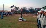 Kodim Kuala Kapuas Ingatkan Pekerja di Perkebunan Sawit Tidak Bakar Lahan