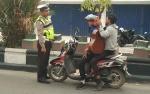 Polisi Sudah Tilang 576 Pengendara Roda Dua dan Empat di Sampit