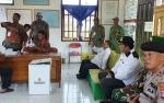 Wakil Bupati Kotawaringin Barat Monitor Pilkades Serentak di Kotawaringin Lama