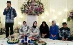 Bupati Nadalsyah Gelar Pengajian dan Doa Bersama Jelang Pernikahan Putrinya