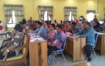 Disporapar Sukamara Gelar Pelatihan Pemandu Wisata Alam Bagi Pokdarwis