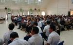 110 Calon Kepala Desa di Pulang Pisau Ikuti Deklarasi Damai