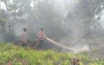 Polda Kalteng: 73 Kasus Kebakaran Hutan dan Lahan dengan 42 Tersangka