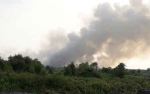 Pemkab Kotim Tangani Kebakaran Lahan di Area Perusahaan Kayu