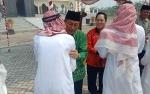 Wakil Bupati Murung Raya Sambut Kedatangan 67 Jemaah Haji