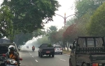 BMKG: Palangka Raya Tidak ada Hujan Sampai 2 Hari ke Depan