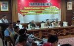 Pemerintah Provinsi Kalimantan Tengah Rapat Koordinasi Evaluasi Pencegahan dan Pemadaman Karhutla