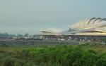 Meski Kabut Asap Pekat, Penerbangan di Bandara Tjilik Riwut Tetap Aman