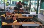 Kodim 1011/Kuala Kapuas Gelar Kejuaraan Menembak Dandim Cup I Kalimantan Open