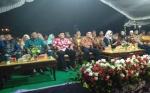Wakil Bupati Sukamara Tutup Festival Rebana, Hadrah, dan Kontes Dangdut