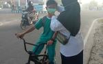 Masyarakat Sukamara Harus Peduli Kesehatan Selama Kabut Asap